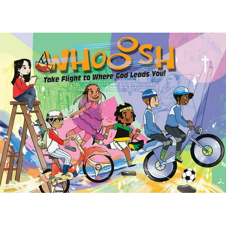 Vacation Bible School (Vbs) 2019 Whooosh Recipe Guide : Take Flight to Where God Leads You! - Vbs Tips