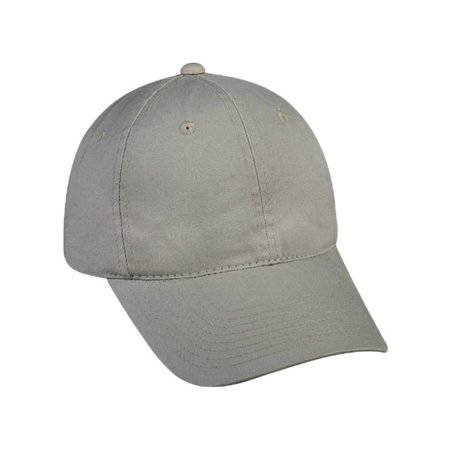 Fit All Flex Fitted Hat - Gray, Small-Medium - image 1 de 1