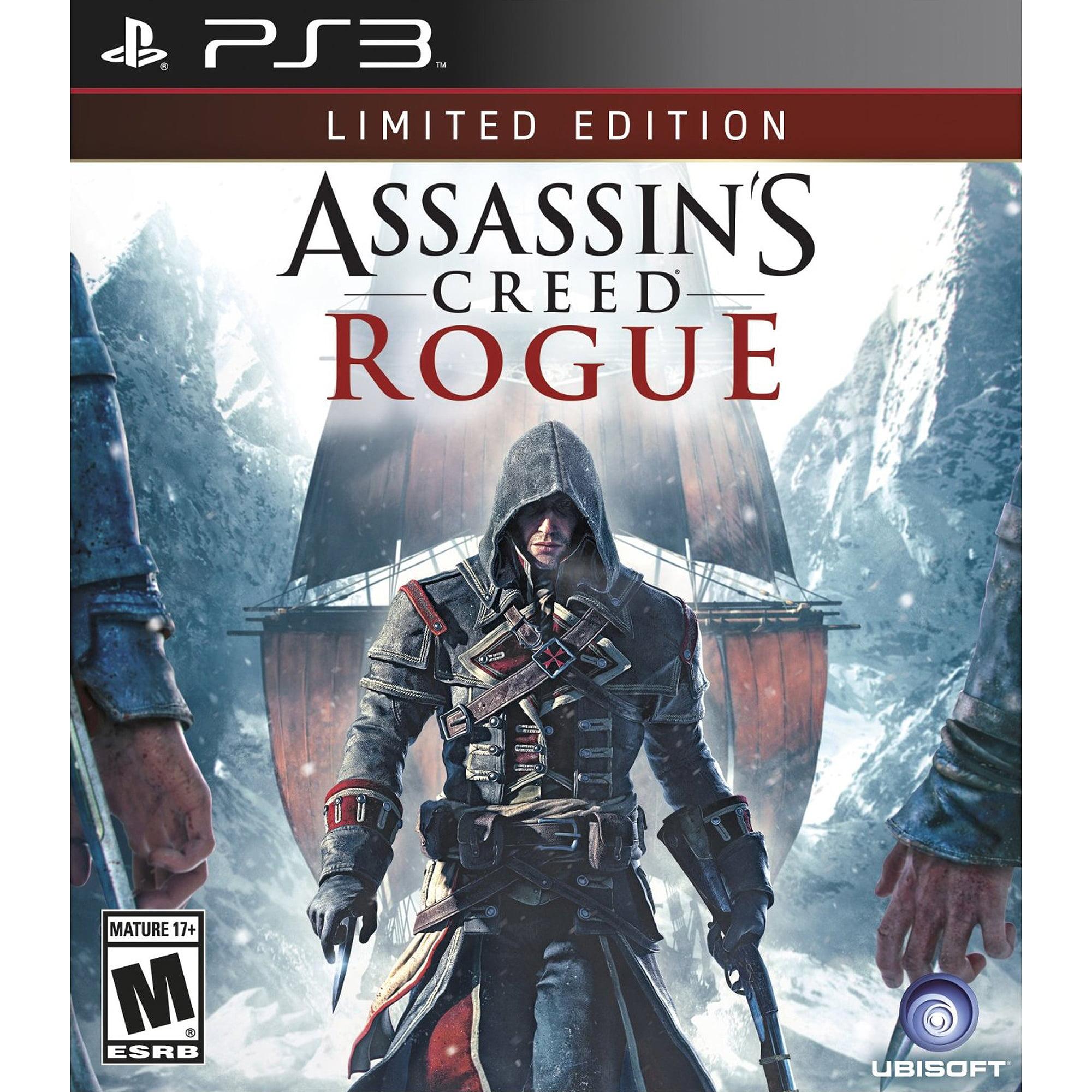 Assassin's Creed: Rogue (PS3)
