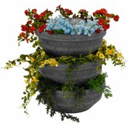 English Composting Garden, Slate, 3-Pack