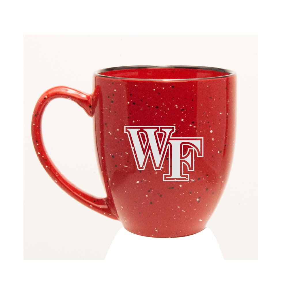Wake Forest Red 15 oz Bistro Mug