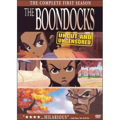 The Boondocks: The Complete First Season (Uncut)
