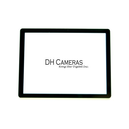 Canon Powershot G10 LCD Window outer Glass Screen Display