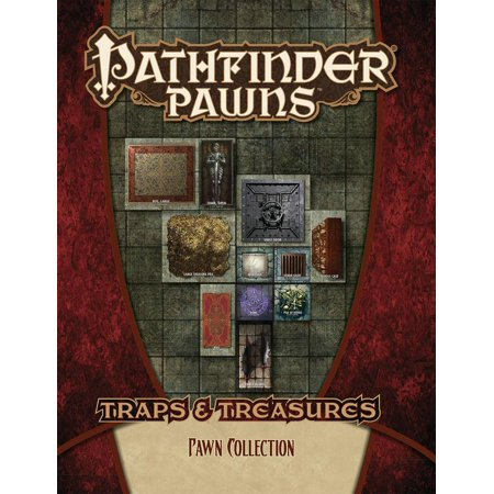 Pathfinder Pawns: Traps & Treasures Pawn Collection (Pathfinder Pawns Traps & Treasures Pawn Collection)