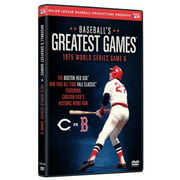 Baseball's Greatest Games: 1975 World Series Game 6 by ARTS AND ENTERTAINMENT NETWORK