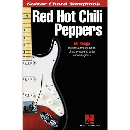 Hal Leonard Red Hot Chili Peppers Guitar Chord