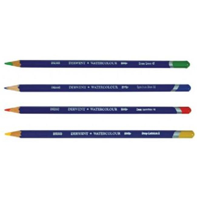 ColArt 32827 Watercolor Pencil Blue Violet Lake - Pack of 6