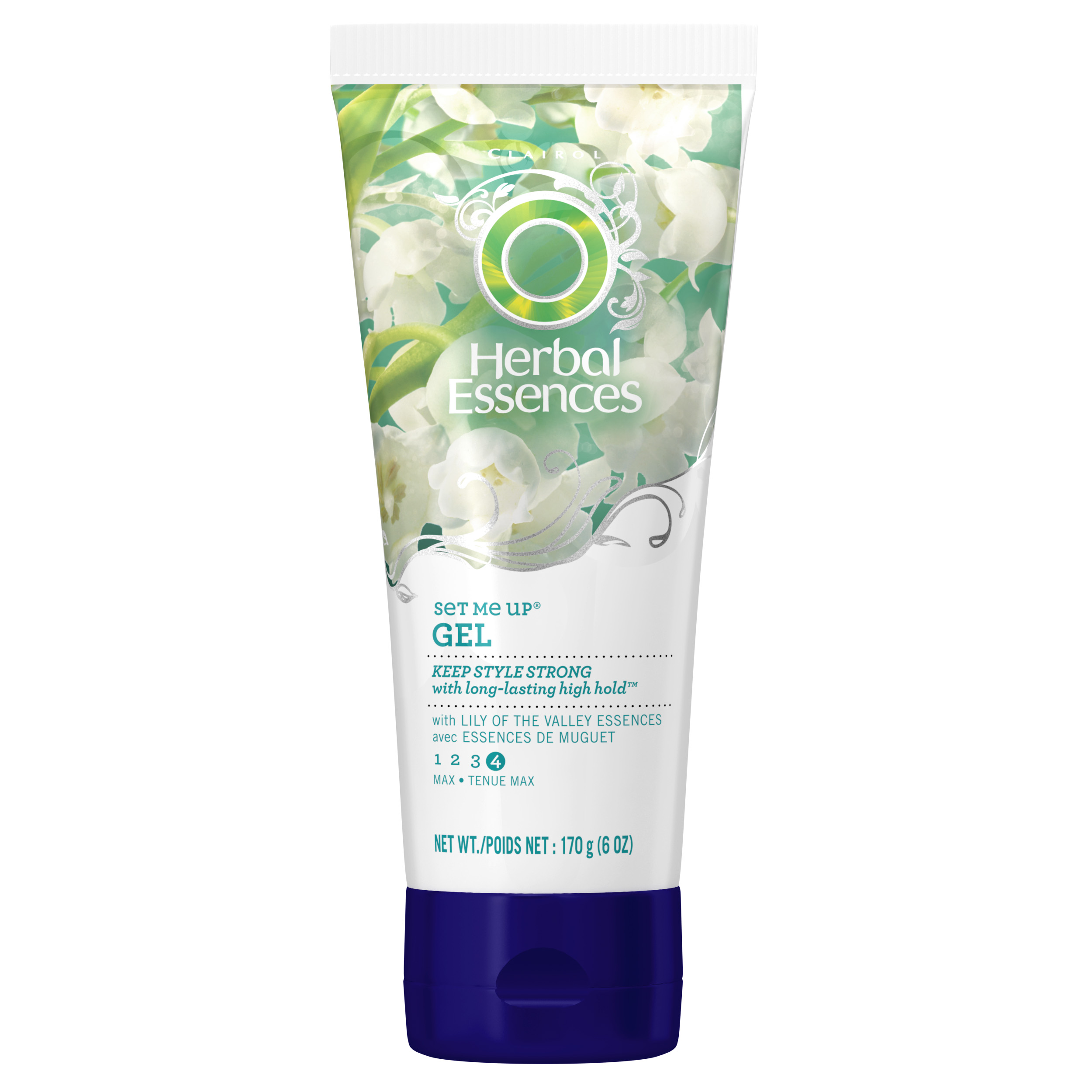 Herbal Essences Set Me Up Gel 6 Oz - Hair Gel