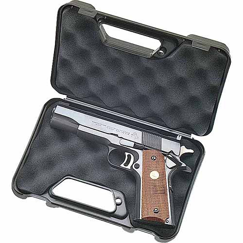 MTM Handgun Case, Black
