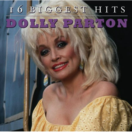 Dolly Parton - 16 Biggest Hits (CD)