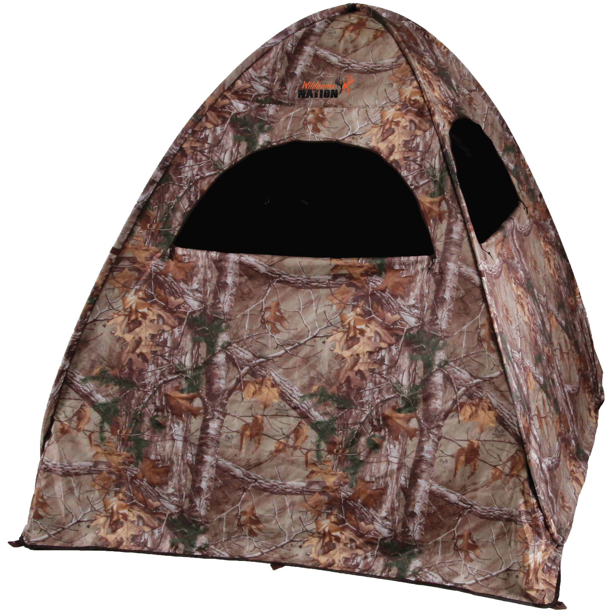 Grassroots Blind, Wildgame Nation Camouflage Pattern