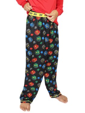 Lego Ninjago Boys Flannel Pajama Pants (Little Kid/Big Kid) F17B05NJ