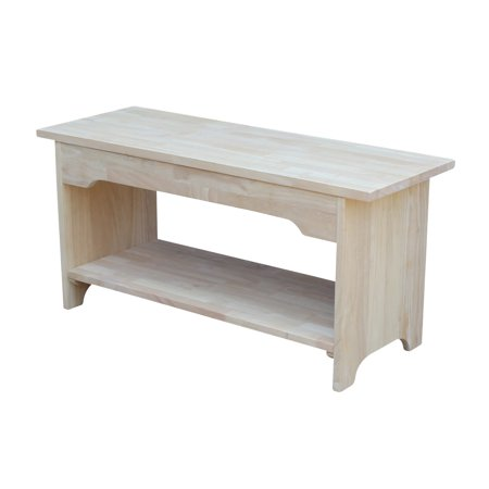 International Concepts Be-36 Brookstone Bench, 36