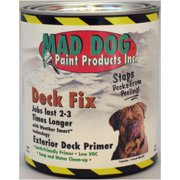 Mad Dog MDDF100 Exterior Deck Fix Primer, 1 Gal