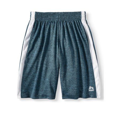 RBX Space-Dye Dazzle Shorts with Mesh Panel (Big