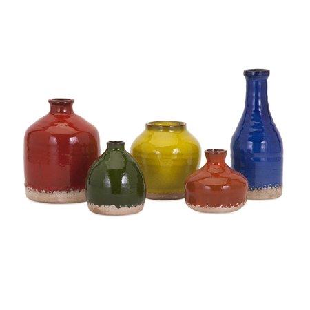 Cameron Mini Vase - Set of 5 - Mini Vases