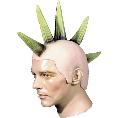 Rage Latex Rubber Wig Halloween Accessory