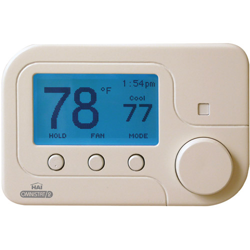 Hai ZigBee Wireless Multistage Omnistat2 for Heat Pump Systems with Humidity Control
