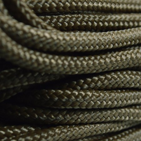 Coyote Cord - Bored Paracord Brand 425 Lb. Type II Cord - Coyote Brown
