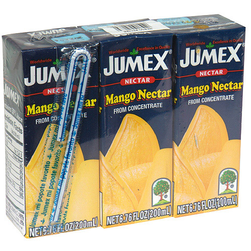 Jumex Mango Nectar, 20.28 oz (Pack of 8)