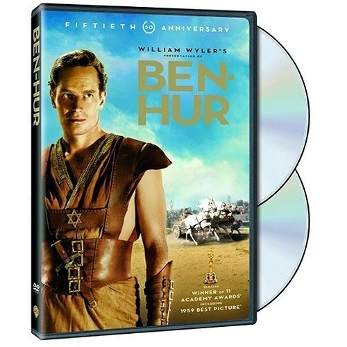 Ben-Hur: 50th Anniversary Edition (With INSTAWATCH)