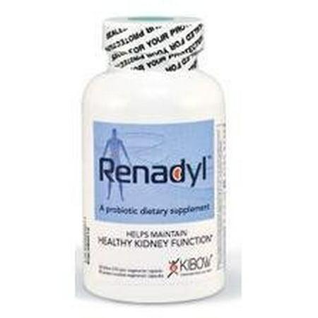Renadyl for Kidney 60 Caps (Best Tea For Kidneys)