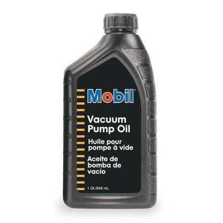 MOBIL 100990 Oil, Vacuum Pump