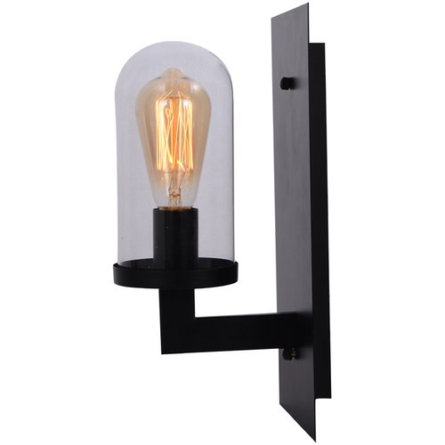 Highlight Usa Glass Vintage 1 Light Wall Sconce Walmart Com