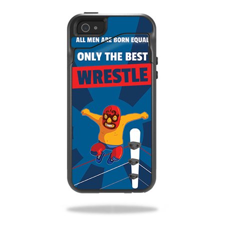 Skin For OtterBox Commuter Wallet iPhone 5/5S Case – Best Wrestle | MightySkins Protective, Durable, and Unique Vinyl Decal wrap cover | Easy To Apply, Remove, and Change Styles | Made in the