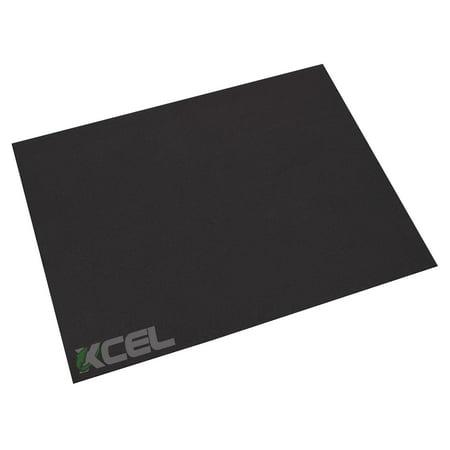 XCEL Industrial DIY Gasket Material Epichlorohydrin (ECH) Sponge Rubber Sheet