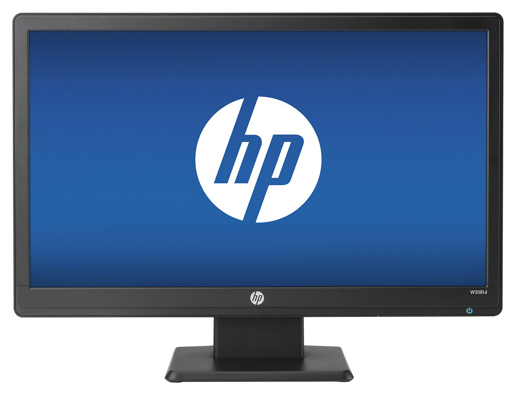 Refurbished - HP W2081D 20