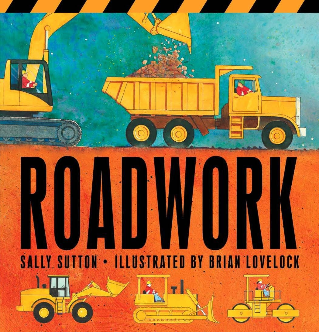 Roadwork (Board Book)
