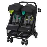 Baby Trend Lightweight Double Stroller, Super Sonic