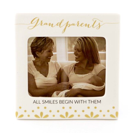 Our Name Is Mud Grandparents Smiles Photo Frame #4058980 (Smile Picture Frame)