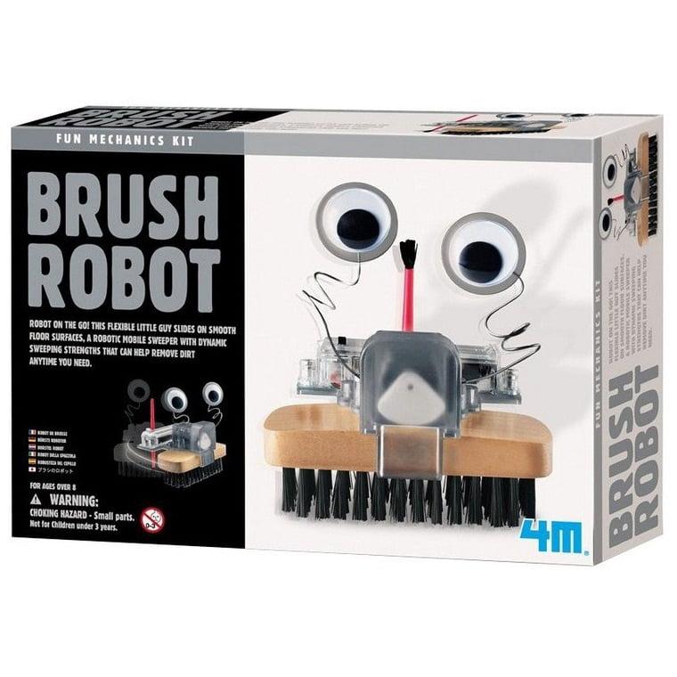 4M Brush Robot by Toysmith