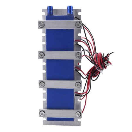 LYUMO 12V  4-Chip TEC1-12706 DIY Thermoelectric Cooler Refrigeration Air Cooling Device,Peltier Refrigeration Semiconductor,Thermoelectric cooler Cooler Refrigeration Package
