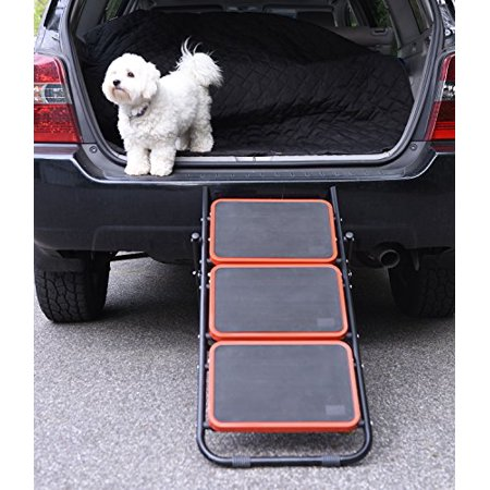 Dog Ramp For Car >> Convertible Dog Stairs Pet Ramp For Cars Suv S 2 Levels Height Adjustment Foldable Pet Steps