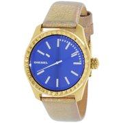 Women's DZ5460 Gold Leather Quartz Watch