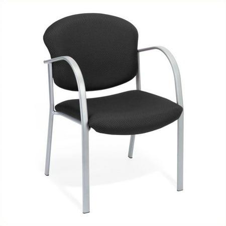 Scranton & Co Contract Reception Chair in Ebony