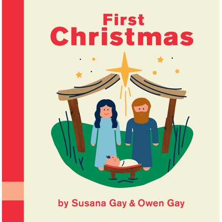 First Christmas (Board Book) (First Christmas Books)