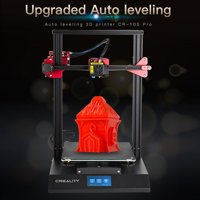 Creality CR-10S Upgraded High Precision DIY 3D Printer Auto Leveling Sensor Double Gear Speedly Print 300x300x400 mm