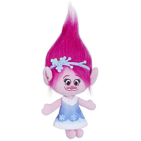 Plush Holiday Poppy Fashion Doll  Inspired By The Animated Musical Comedy By Trolls