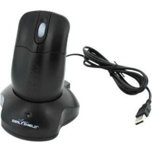 Seal Shield Silver Strom Mouse - Wireless - Bluetooth - Black (stm042bt)