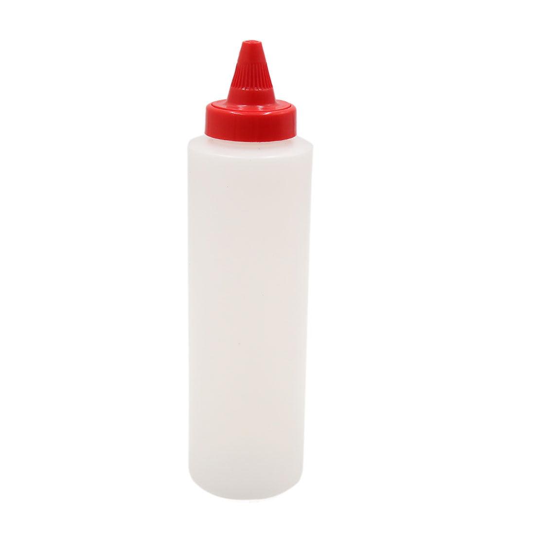 300ML Red Auto Car Vehicle Care Polish Wax Bottle Dispenser Can Pots by Unique Bargains