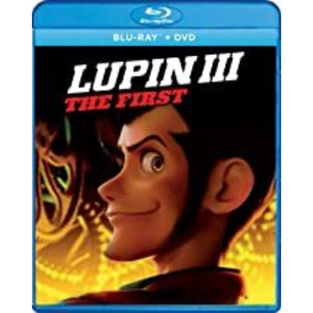Lupin III: The First (Blu-ray + DVD)