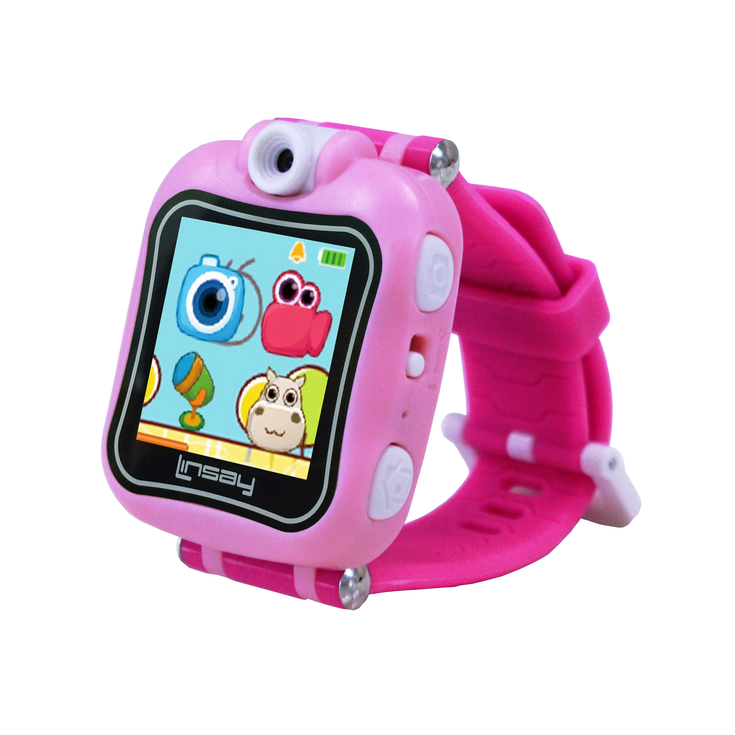 LINSAY Kids Smartest Watch on Earth Blue