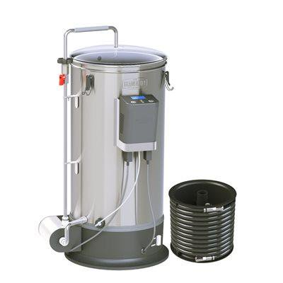 NEW - The Grainfather Connect Bundle - All Grain Brewing System (120V) and Connect Control