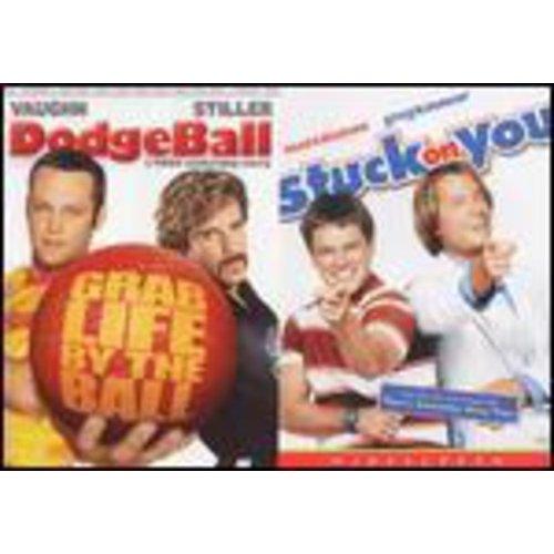 Dodgeball / Stuck On You (2-Pack) (Full Frame)