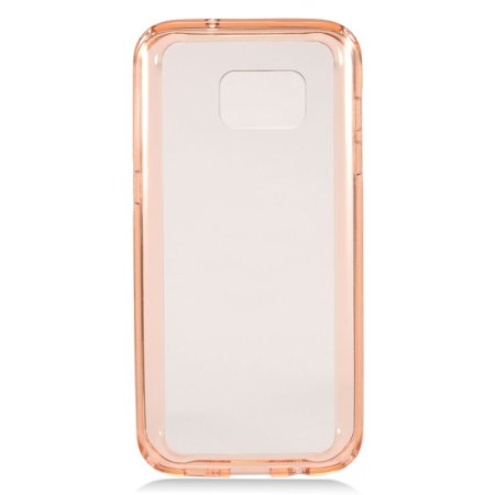 Insten Gel Cover Case For Samsung Galaxy S7 Edge - Rose Gold - image 2 of 3