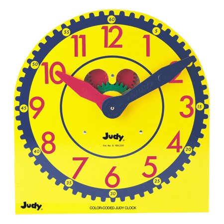 Color-Coded Judy® Clock